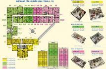 Hot, cần bán gấp căn hộ nhà ở xã hội giá rẻ tại HQC Hóc Môn. Nhận nhà ngay, giá 16 tr/m2