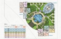 Cần bán căn hộ CC Riverpark Premier Phú Mỹ Hưng, DT 123m2 lầu 10 giá chênh nhẹ