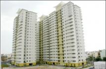 Cần bán gấp căn hộ Bình Phú, Q6, DT 61m2, 2 phòng ngủ, nhà rộng thoáng mát, sổ hồng, giá bán 1.6tỷ