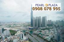 Sở hữu ngay CH 1PN Pearl Plaza, view đẹp, NT cao cấp giá chỉ 3,250 tỷ - Hotline CĐT 0908 078 995