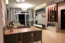Bán căn hộ Mỹ Khánh 4, lầu cao, 118m2, view trong yên tĩnh, nhà lát sàn gỗ cao cấp. Giá: 3.8 tỷ