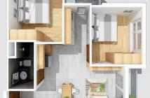 Căn hộ 53m2, Osimi Tower cần bán, giao nhà quý 1/2019, LH 0968557762