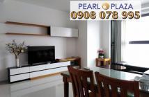 Bán căn hộ Pearl Plaza, vị trí vàng, mặt tiền Điện Biên Phủ, 55tr/m2, liên hệ hotline: 0908078995