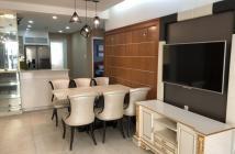 Cần bán gấp căn hộ 3PN, Hùng Vương Plaza, đầy đủ nội thất
