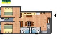 Bán suất nội bộ CĐT căn hộ Sài Gòn Town, DT 59m2, 2PN, giá 1,254 tỷ TT 95% nhận nhà