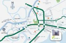 Cần bán gấp căn hộ 3 PN Jamila Khang Điền, view sông, 96m2, giá 2.5 tỷ, LH 0902.691.920