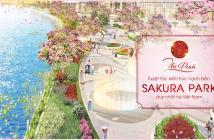 Bán shophouse Phú Mỹ Hưng thích hợp kinh doanh, tại khu siêu phức hợp Sakura Park LH 0911714719