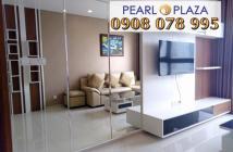 Cần tiền ĂN TẾT bán nhanh CH 1PN_56m2 tại Pearl Plaza, giá cực kì tốt. LH Hotline PKD 0908 078 995 xem nhà ngay