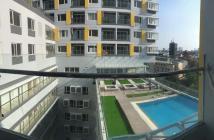Bán căn hộ officetel 1 tỷ 660tr, Charmington La Pointe, Cao Thắng, Q10, vị trí đắc địa