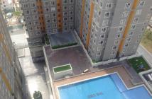 Bán căn hộ có nội thất mới The CBD, block A, 2PN (63m2), view hồ bơi, 1.9 tỷ