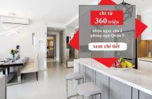 Bán căn hộ Quận 9 mặt tiền Liên Phường chỉ từ 360tr, căn 63m2