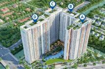 Bán căn hộ 2 phòng ngủ Jamila giá rất rẻ hướng Đông nam mát mẻ 2.050.000.000 đ