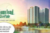 Căn hộ Homyland 3 - Nhận nhà ở ngay - LH 0968 960064