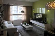 Cần tiền bán lỗ căn hộ Dragon Hill 1, 122m2 lầu cao, vị trí góc, 3PN, 2WC, full nội thất cao cấp