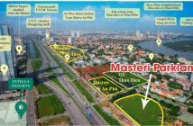 Masteri Parkland (Parkland II) mảnh đất vàng trong làng đầu tư đất BĐS quận 2, LH PKD: 0936779717
