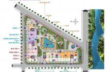 Chính chủ cần bán căn hộ 1PN, Charmington Iris, Q4, tầng cao, view sông đẹp, giá rẻ