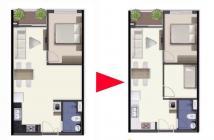 Khai lộc đầu Xuân, Tặng 5 CHỈ VÀNG SJC cho khách mua căn hộ Q7 SG Riverside trong tháng 2, 0909010669
