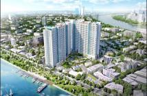 Căn hộ CC quận 4, 3 mặt sông, LK phố đi bộ Nguyễn Huệ, Q1, giá chỉ 55tr/m2