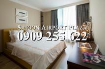 Sở hữu ngay CH 2 PN - 95m2, view sân vườn Sài Gòn Airport Plaza. LH hotline PKD 0909 255 622