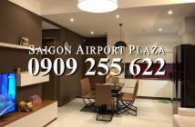 Bán CH 3PN - 126m2 Sài Gòn Airport Plaza sang HĐ thuê giá tốt tầng trung. Hotline PKD 0909 255 622