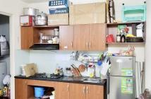 Bán căn hộ Hai Thành Q.Bình Tân, DT 53m, 2PN, 1WC, có nội thất, SH, giá 1.3 tỷ/TL