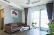 Chuyển công tác bán gấp căn hộ Sunrise 76m2 , lầu cao hướng đông mát mẻ , tặng nội thất cao cấp 091 4455665