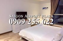 BÁN CH 1PN TẠI SAIGON AIRPORT PLAZA CHỈ VỚI GIÁ 3 TỶ, TẦNG TRUNG, VIEW SÂN BAY. HOTLINE PKD 0909 255 622