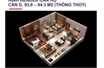 Chỉ 450tr nhận nhà ở ngay trong tháng 8/2019 căn hộ cao cấp Đông Thuận, ck 1%
