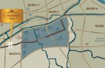 Căn hộ The Pegasuite 2 giá 1,86tỷ/căn 2PN, NTCC, căn góc, view Q1, tầng 8 giá CĐT, 0901 826 879