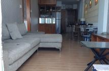 Cần cho thuê căn hộ chung cư H3, Q.4, MT đường Hoàng Diệu, lầu cao, view đẹp, DT 75m2, 2PN, 2WC, giá 13.5tr/th, nội thất đầy đủ ca...