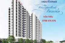Chung cư Hà Đô Riverside Quận 12 bán căn ở vị trí đẹp, giá đến 1.2 tỷ