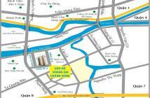 Bán chung cư Khang Gia, quận 8, đã bàn giao nhà, DT: 76m2, giá 1,5 tỷ, gần cầu Chánh Hưng.