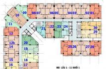 Chuyển công tác cần bán nhà chung cư Khang Gia Gò Vấp giá rẻ