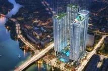 Bán căn hộ Sunwah Pearl Nguyễn Hữu Cảnh, view Sông vĩnh viễn, 2PN Diện tích 103m2, Lh 0901749378