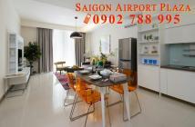 SAIGON AIRPORT PLAZA_Bán gấp CH 2PN, giá chỉ 4 tỷ, nội thất cao cấp. Hotline PKD 0902 788 995 xem nhà ngay