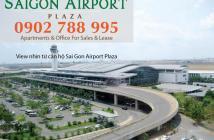 SÀI GÒN AIRPORT PLAZA_Bán CH 3PN_126m2, giá siêu mềm, sang HĐ thuê. Hotline PKD 0902 788 995