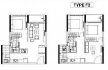 Chính chủ bán căn góc, 1PN, 53m2, Block A, có tặng Smarthome, nhận nhà Q4/2019, trả chậm 0%LS - 0902.611.882