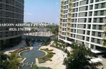 Bán căn hộ Saigon Airport Plaza 3pn-125m2, đủ nội thất, giá 5,1 tỉ. LH 0931.176.338