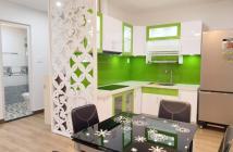 Bán căn hộ NOVALAND, 3PN, tầng cao, 83m2, giá 4.4 tỷ, view Đông Nam, quận 1, full nội thất mới.
