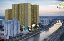 Cho thuê căn hộ chung cư Gold View Q4, đầy đủ nội thất sang trọng.