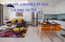 Bán căn hộ quận Tân Bình - Saigon Airport Plaza 2 phòng ngủ, đủ nội thất, 4 tỉ. LH: 0902.352.045