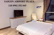 Bán căn hộ quận Tân Bình-Sài Gòn Airport Plaza 2 phòng ngủ, đủ nội thất, 4.1 tỉ.LH: 0902.352.045