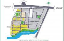 Dự án King Riverside Long Hậu- Đất sổ đỏ, hạ tầng hoàn thiện , liền kề KDT  267ha