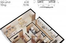 Cần bán gấp căn hộ Topaz City quận 8 73m2 đầy đủ nội thất