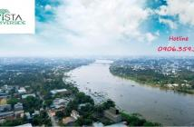 Vista Riverside - khu căn hộ biệt lập đẳng cấp bên sông Sài Gòn. Chỉ từ 777 Tr/căn