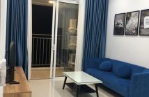 Cho thuê căn 2 phòng ngủ view hồ bơi cực đẹp tầng trung Golden Mansion 69m2. Novaland sân bay