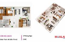 Bán căn hộ chung cư tại Dự án Aio City, Bình Tân, Sài Gòn diện tích 60-75m2 giá 30-40 Triệu/m²