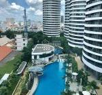 Kẹt tiền bán căn hộ City Garden, Bình Thạnh, 1PN diện tích 70m2 tầng 15 view Văn Thánh