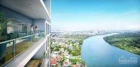 Bán căn hộ D'Edge 3PN, 134m2, full NT, thang máy riêng, 10.5 tỷ, view sông. LH 0937 047 847