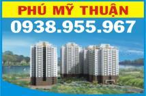 Chuyên Bán Căn Hộ Phú Mỹ Thuận Nhà Bè Giá Từ 1150 Tỷ, LH: 0938 955 967 MS.Thúy